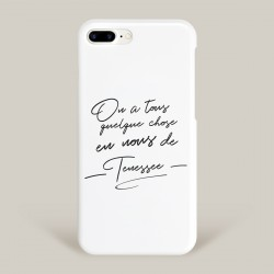 Coque Music Johnny Halliday